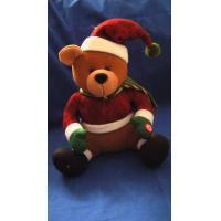 OEM design Lovely Custom Plush Toys of Xmas Teddy Bears Animals Gifts