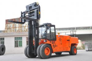 China brand new 20 ton container forklift 20ton big forklift truck for container lifting on sale