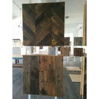Antique Rustic Solid Oak Engineered Wood Flooring