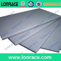 China non-asbestos high strength fire resistant fiber cement board,4.5 ~18mm thickness on sale