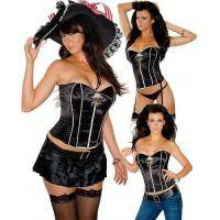 Pirate Costumes Wholesale Caribbean Jewel Corset Costume Wholesale from Manufacturer Directly carnival Costumes