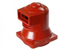 China IEC Standard Epoxy Resin Spout Insulator , 3150A 12kV HV Switchgear Insulator on sale