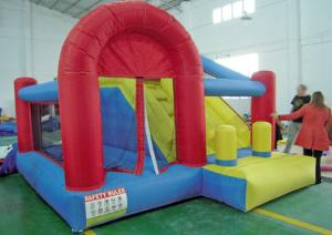 China Outdoor Inflatable Combo Commercial Bounce Houses For Kids Amusement City on sale