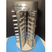 China Fashion Accessories Retail Rotating Earring Display Rack For Brand Jewelry Shops on sale