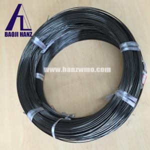 High temperature nitinol ring with shape memory alloy wire