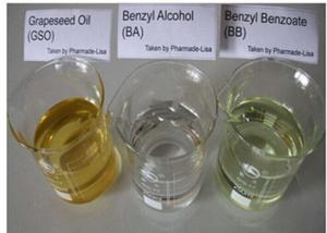 China Cas 100 51 6 Safe Organic Solvents Benzyl Alcohol Colorless Liquild Pharmaceutical on sale