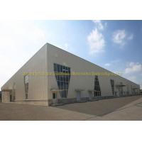 High Rise Multi Floor Building Pre Engineered Buildings ASTM BS DIN