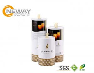 China Candle Custom Printed Boxes , Bulk Gift Box Packaging For Promotions on sale