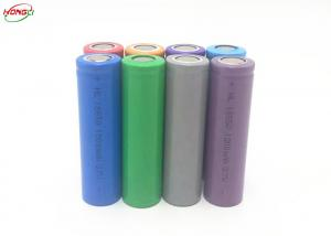 China Best selling IMR 18650  1200mah 3.7V Li-ion cell Rechargeable Battery Bluetooth speaker on sale