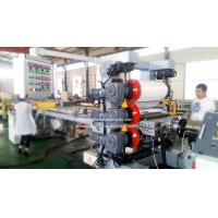 SJSZ-65/132 PVC sheet extrusion line/ PVC edge banding sheet extruder machine
