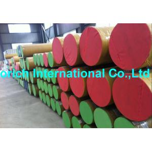 China ASTM B167 Nickel - Chromium - Iron Alloys Stainless Steel Tube Heat Resistant on sale