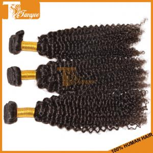 China Guaranteed Quality 5A Grade Unprocessed 100 Real Human Hair Virgin Mongolian Kinky Curly Human Hair Extension on sale