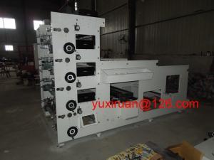 China Rollo de 5 colores para rodar la impresora flexográfica de la etiqueta de Digitaces HBS-320 on sale