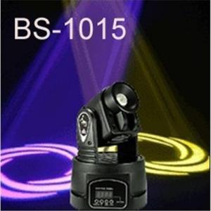 China Model:BS-1015,15W Moving Head LED Mini Spot Light DMX 5CHS/13CHS on sale