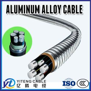 China High Quality Aluminum Alloy Cable with Multi-cores 2015 Best Selling Cable on sale