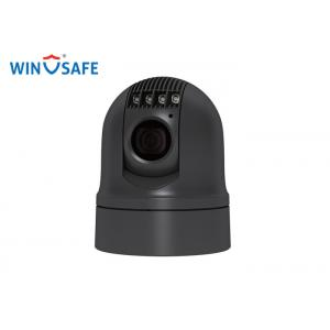 China Automobile Low Light PTZ Camera Black Color 850mm / 940nm IR Wave Length on sale
