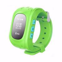 400mAh Battery Kids Tracker Watch , Children