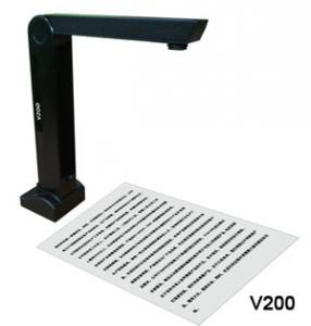 China a4 high speed scanner, high definition document camera, 24 bit image color, USB interface on sale