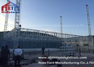 China Concert Lighting Truss System , Lighting Gantry Systems Electronic Hoist on sale