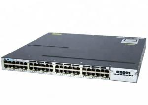 China Cisco Sealed Ethernet Gigabit 48 Port Switch Catalyst 3750-X Series WS-C3750X-48T-S on sale