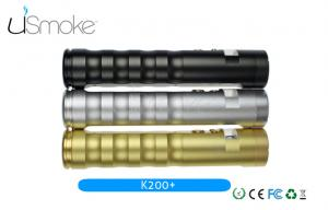 China Kamry Electronic Cigarette VV VW Mechnical Mod K200 + E Cig with Ohm Test Function on sale