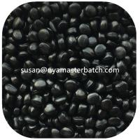 China China manufacturer  Carbon Black Masterbatch Cabot Carbon Black Masterbatch for blowing film,extrusion, injection on sale