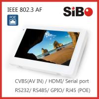 China Glass Surface Touch Panel with NFC RFID Reading Writing Module for Meeting Room Booking on sale