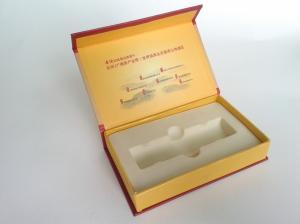 China Cajas de empaquetado del regalo de lujo del cigarro, caja de regalo magnética de encargo del cigarro de la impresión en offset para la promoción on sale