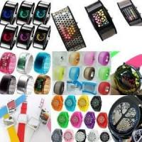 China 2011 Hot LED digital watch and led jelly watch on sale