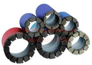 China Polycrystalline Compact Diamond Core Drill Bit DCDMA Standard PCD NQ HQ PQ on sale