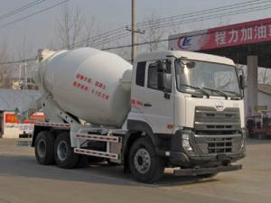 China Japanese UD 6*4 8cbm-10cbm mixer truck on sale