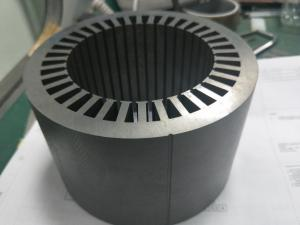 bonded BLDC Motor stator and rotor for wheel hub motor and electric