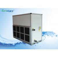 Clean Room Modular Vertical Fresh Air Handling Units , Central Air Conditioner Units