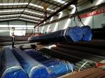 Welded Precision Cold Drawn Seamless Steel Tube , High Pressure Seamless Pipe