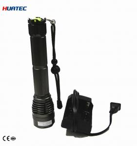China Power Saving Handheld Ultraviolet Light , Led Uv Light Torch Build In Battery on sale