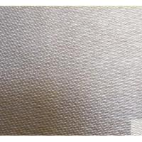 Silica Fiberglass Woven Filter Cloth Low Thermal Conductivity OEM Accepted