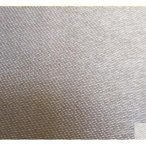 China Silica Fiberglass Woven Filter Cloth Low Thermal Conductivity OEM Accepted on sale