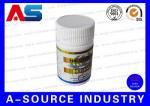 etiqueta oral da etiqueta do tubo de ensaio dos esteroides de Sarms da garrafa 50mL plástica/etiquetas adesivas feitas sob encomenda