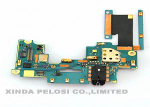 China HTC Spare Parts For One M8 Motherboard Flex / Charging Flex / Card Tray on sale