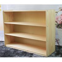 School wooden furniture --Toys cabinet Montessori furniture