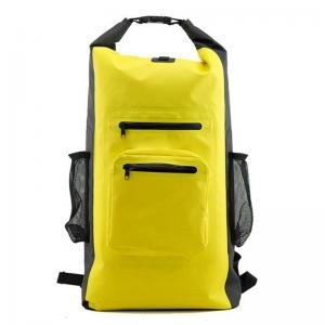China Multi Function Outdoor Dry Bags For Boating Large Capacity Fashion Design on sale