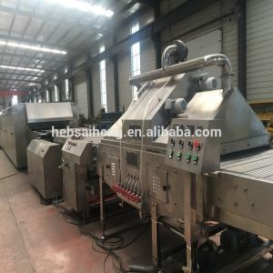 China CE automatic biscuit making line biscuit production line for food factory on sale