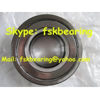 Dust-Proof Sealed and Shielded Bearings with Single Row Chome Steel