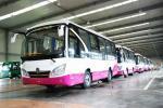 autobús de la ciudad de los 7.3m Dongfeng EQ6730P3G1, autobús de Dongfeng, autobús de la ciudad