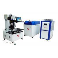 200W YAG Automatic Welding Machine, 4D Optical Fiber Laser Welding Machine For Stainless steel