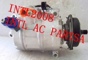 China Denso 7SEU16C ac air compressor VW T5 Touareg Phaeton Volkswagen Multivan Transporter VW TOUAREG 2.5 TDI 2002-2010 on sale