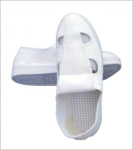 China Clean Room ESD Safety Shoes Comfortable / Convenient Static Dissipative Footwear on sale
