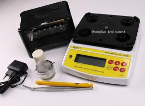 China 3000g Gold Quality Testing Machine / Precious Metal Tester For Purity Test on sale