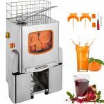 Commercial Orange Juice Squeezer Machine , Fruit And Vegetable Juicing Machine