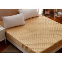 180GSM Queen King Size Mattress Protector Waterproof For Hotel / Home